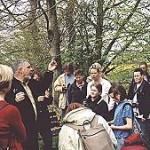 Kräuterwanderung der AGU 2005