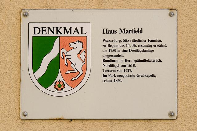 Schloss Martfeld Schwelm