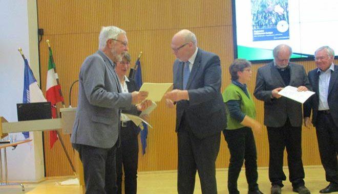 AGU erhält Umweltpreis zum Thema Natur in der Stadt