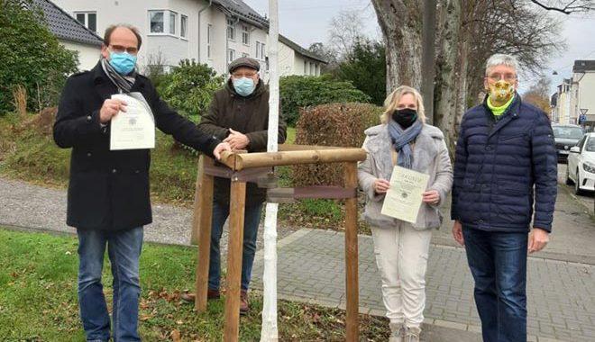 Baumpatenschaften – Projekt Bürgerbäume
