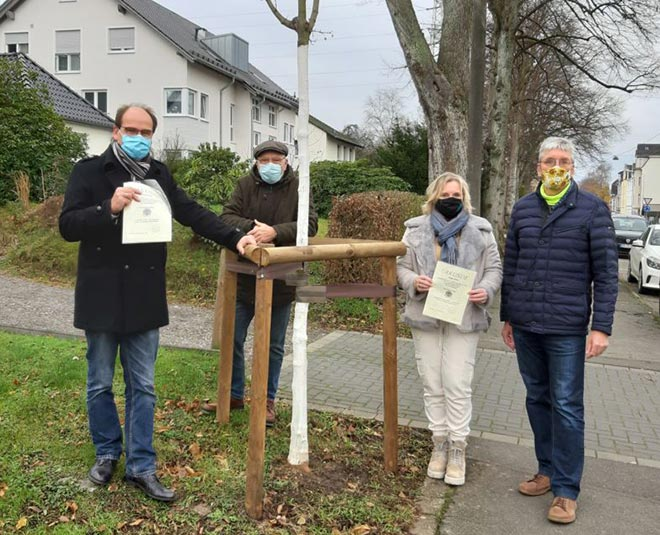 Projekt Bürgerbäume 2021